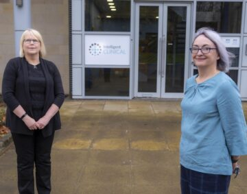 Intelligent Clinical Research Facility Glasgow